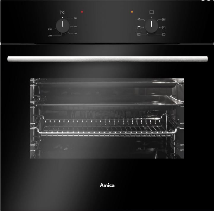 AMICA ASC200BL ELECTRIC FAN OVEN