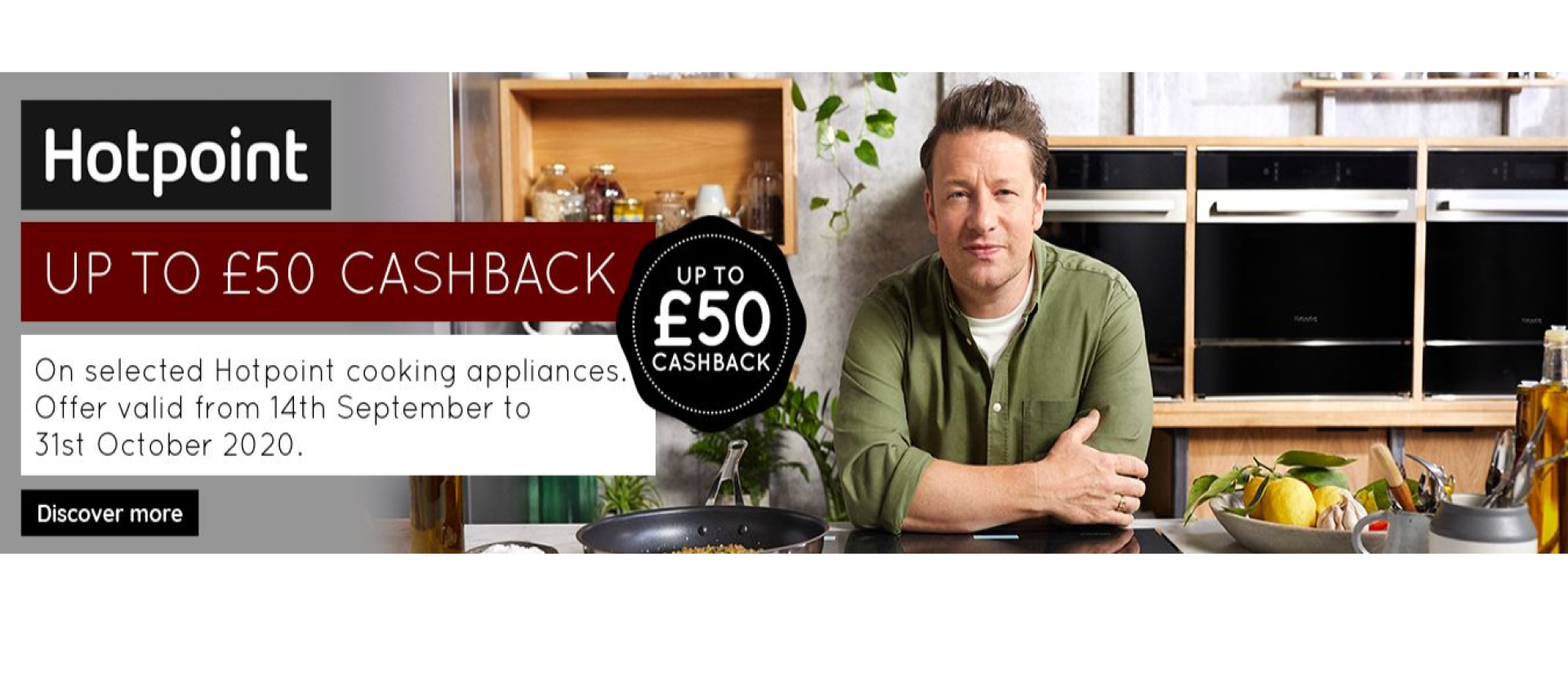 hotpoint cash back